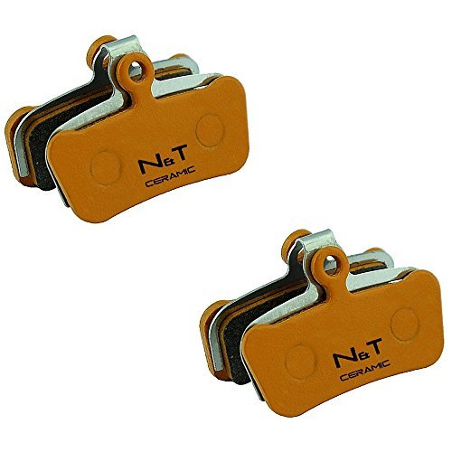 2x Noah and theo nt-bp021 / CR Cerámica Pastillas Frenos Ajustada SRAM GUIDE R, Guide RS , Guide RSC y guía Ultimate