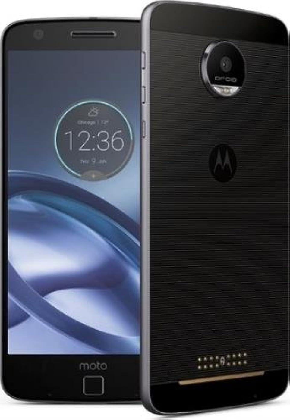 Motorola Moto Z Droid Force XT1650-02 Lunar - 32GB - Verizon Wireless (Renewed) (Grey)