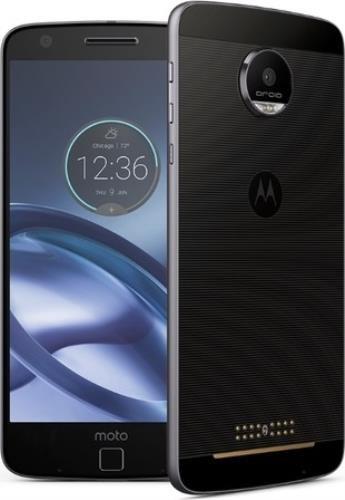 Motorola Moto Z Droid Edition XT1650-01 Lunar Grey 32GB - Verizon Wireless (Renewed)