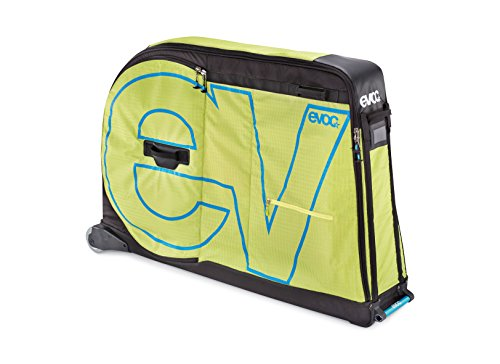 EVOC Fahrrad Transporttasche Bike Travel Bag Pro, Lime, 130 x 27 x 80 cm, 280 Liter, 5102-111