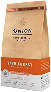 Union Hand-Roasted Yayu Wild Forest Wholebean Coffee 200g
