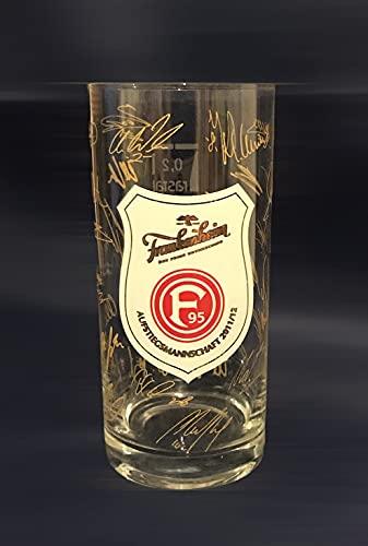 Frankenheim 0,2l Glas/Fortuna Düsseldorf/Sonderedition/Fortuna Fan/Bierglas/Bier/Biergläser/Sammlerglas / 1 Stück