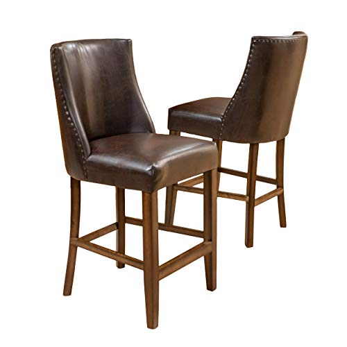 Christopher Knight Home Harman Counter Stool, Brown