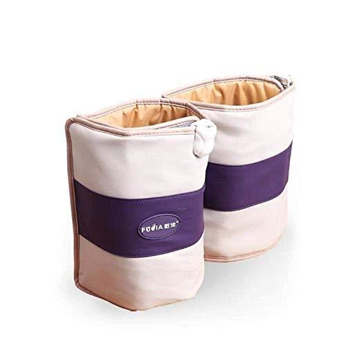 NOSSON Elektrische Massagemaschine, Fernelektrische Heizung Warmes Kniebein und Massagegerät zur Entspannung