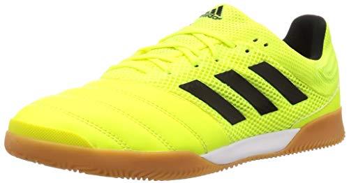 adidas Performance Copa 19.3 Sala Indoor Fußballschuh Herren Neongelb/schwarz, 6 UK - 39 1/3 EU - 6.5 US