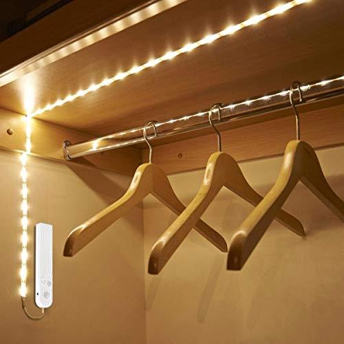 ILS LED-strips met intelligente sensor voor tv, kast, trap, deur, 1 m