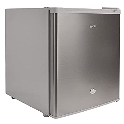 Igenix IG3751 Counter Top Freezer with Lock, 35 Litre