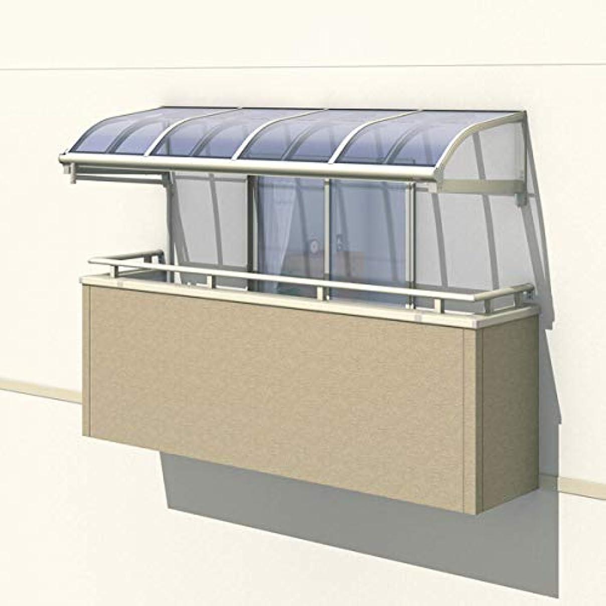 農業の必須期待三協アルミ レボリューZ 1.5間×2尺 1500タイプ/関東間/1?2?3階用R型/柱なし式/単体 *雨トイは3m×2本を手配します 『テラス屋根』 ポリカーボネート アーバングレー