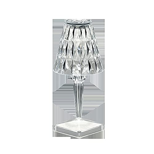 A-myt' una Variedad de Fuentes de luz están dispo Lámpara de Mesa USB Recargable acrílico Noche luz led decoración de Noche lámpara de Mesa de Cristal Decoración cálida