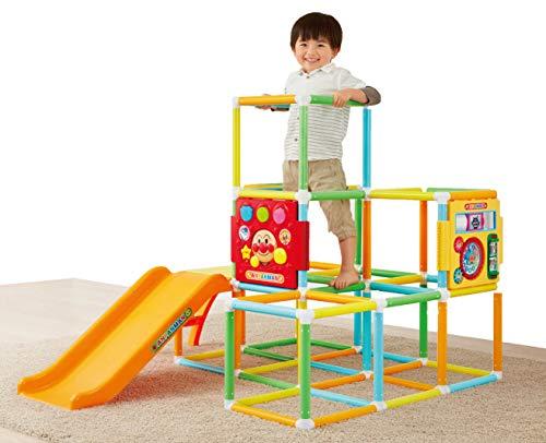 アガツマ『アンパンマンうちの子天才手遊びいっぱいよくばりパーク』