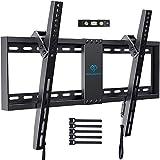 PERLESMITH Tilt Low Profile TV Wall Mount Bracket for 32-82 Inch LED LCD