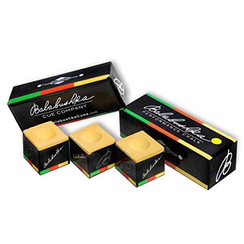 Balabushka - Taco de Billar (3 Unidades), Color Rubio: Amazon.es ...