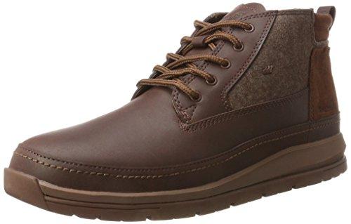Boxfresh Herren CRYSER Chukka Boots, Braun, 41 EU