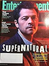 Entertainment Weekly Magazine January 25 2019 Supernatural Family Reunion Misha Collins Cover 3 of 4