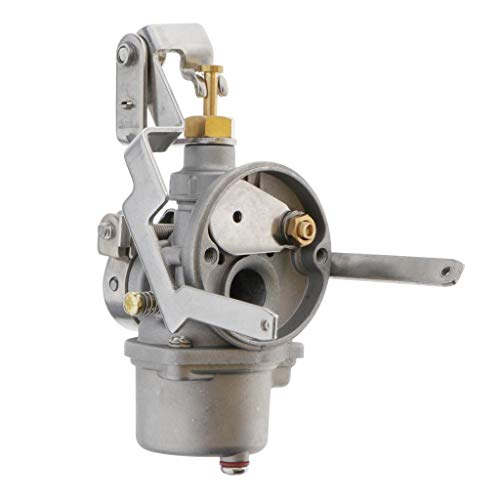 KESOTO Piezas de Repuesto del carburador fueraborda del Barco para el Motor de 2 Tiempos de Tohatsu, fácil de Instalar