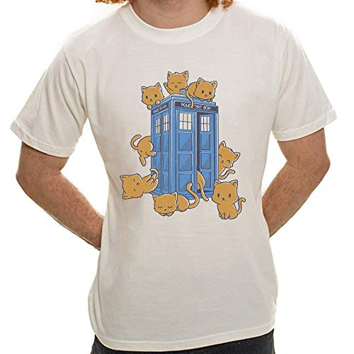 - Camiseta Cats Cabin - Masculino - G