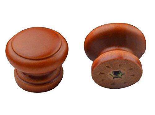 Alien Storehouse Paquet DE 10 Bois Cabinet Commodes de raboteuse Meubles Poignées de tiroir - 10