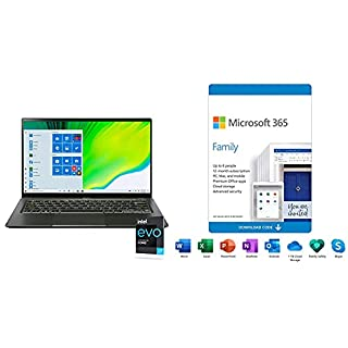 Acer with Microsoft 365 Family | 12-Month Subscription, up to 6 People | Premium Office Apps | PC/Mac Download (B093SJWL2M) | Amazon price tracker / tracking, Amazon price history charts, Amazon price watches, Amazon price drop alerts