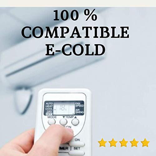 Mando Aire Acondicionado E-Col ; ECOL o E Col - Mando a Distancia Compatible 100% con Aire Acondicionado E-Col ; ECOL o E Col Entrega en 24-48 Horas. E-Col ; ECOL o E Col MANDO COMPATIBLE.