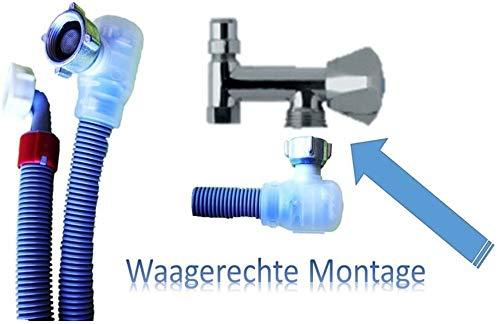 Aquastop Sicherheits-Zulaufschlauch 3,0 m für Waschmaschine & Geschirrspüler