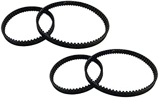 (2) Belt Sets for Bissell ProHeat 2X (203-6688 & 2