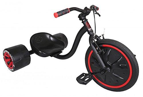 Mini Drifter KRUNK by MADD Gear Drift Trike Drifttrike | Mehr als nur ein Dreirad für Kinder | Solide Stahl-Konstruktion | Spektakuläre Drifts dank der robusten 16