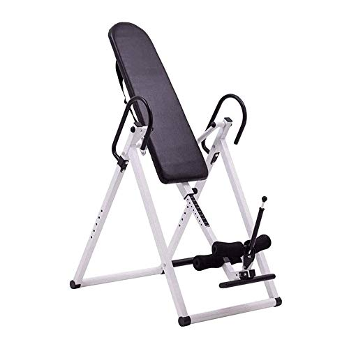Read About Inversion Table Upside Down Assisted Yoga Fitness Heightening Equipment Upside Down Machi...