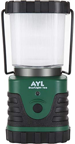 AYL Starlight 700 - Water Resistant - Shock Proof - Long Lasting Up to 6 Days Straight - 1300 Lumens Ultra Bright LED Lantern - Perfect Lantern for...