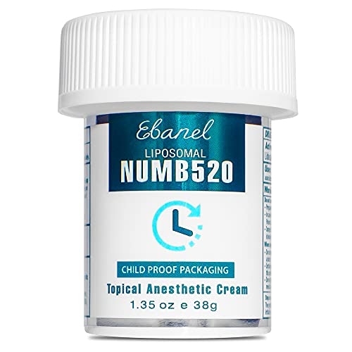 Ebanel 5% Lidocaine Topical Numbing…