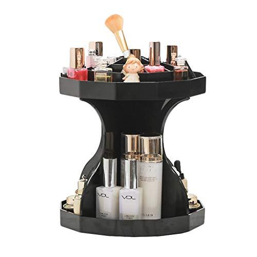 Boîte de Rangement for cosmétiques (Color : Black)