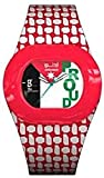 B360WATCH Unisex Orologio da polso B PROUD Jordanian Medium, 3bars al quarzo in silicone 1050014