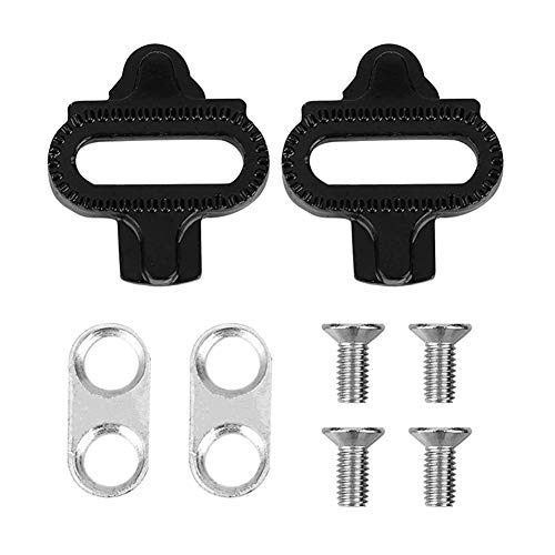 Poitwo Bike Cleats Indoor Fietsen & Mountainbike Cleat Set voor Shimano SPD