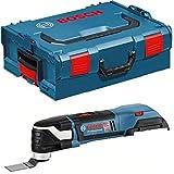 Bosch Professional 06018B0002 Multi Couper GOP 18 V-EC Solo avec L-Boxx
