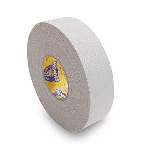 Schlägertape Profi Cloth Hockey Tape 25mm f. Eishockey (weiß), 23 m