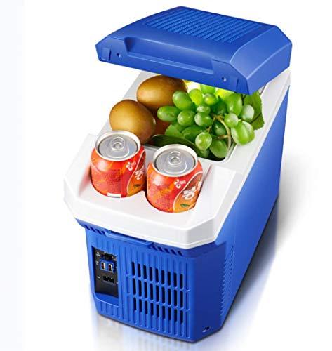 Zzaoxin Mini-Nevera Refrigerador Eléctrico Y Calentador De 8L for Autos Portátiles -...