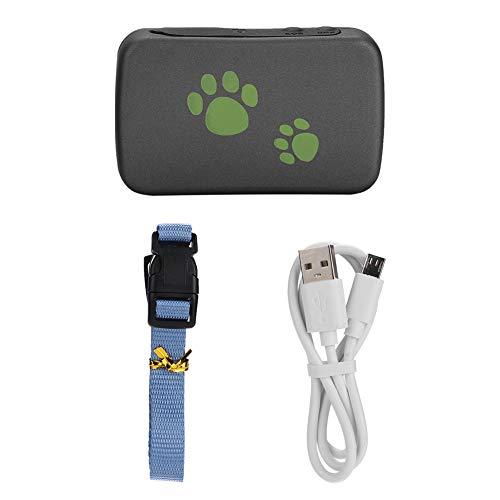 TAKE FANS Impermeable portátil inteligente en tiempo real dispositivo de seguimiento Pet 3G GPS Localizador Tracker para perro (verde) durable