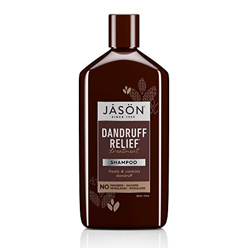 Jason Dandruff Relief Treatment Shampoo, 12 Fl oz
