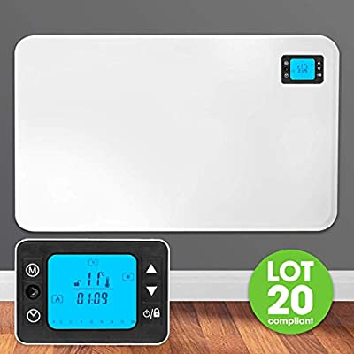 Purus Panel Heater 24 Hour 7 Day Timer