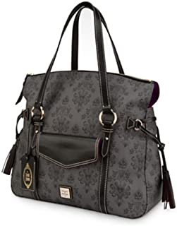 Disney Dooney & Bourke Haunted Mansion Smith Bag (Purse/Tote) - Limited Release (Parks Only)