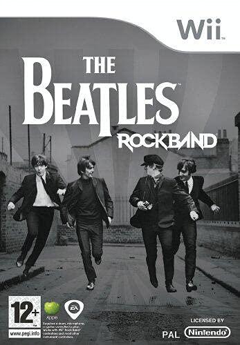 Electronic Arts Rock Band - The Beatles, Wii - Juego (Wii, Nintendo Wii, Música, T (Teen))