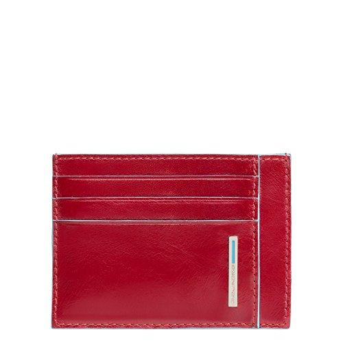 Piquadro Kreditkartenhüllen, Rot