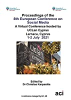 ECSM 2021- Proceedings of the 8th European Conference on Social Media