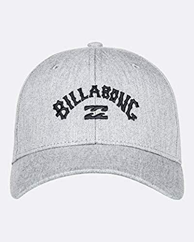 BILLABONG Arch - Gorra con Ajuste Posterior para Hombre Gorra con Ajuste Posterior, Hombre, Grey Heather, Talla única