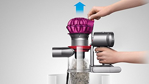 Dyson V7 Motorhead Aspiradora Sin Cable con 2 Funciones, 100 W ...