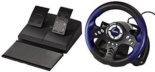 Hama 62865PC-Racing Wheel Hama Thunder V18[1] (steht ProGrade)