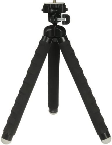 Magnus Maxigrip Flexible Tripod Black lowest price Complete Free Shipping