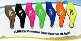 Ear Bandit Ultra Swimmers Stirnband (Blau, groß)