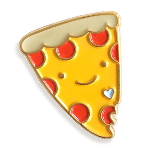 Night Owl Paper Goods Pizza Lover Enamel Pin