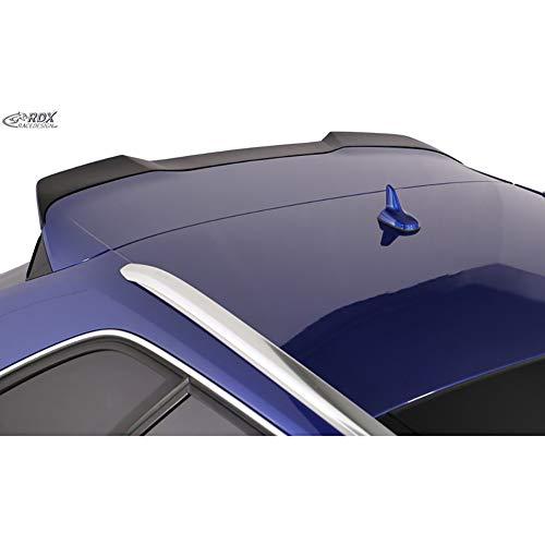 RDX Race Design rdds131tetto Spoiler 8V Sport Back S Line & S32012(Pur IHS), Nero