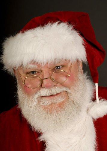 Christmas tour lunettes de père Noël